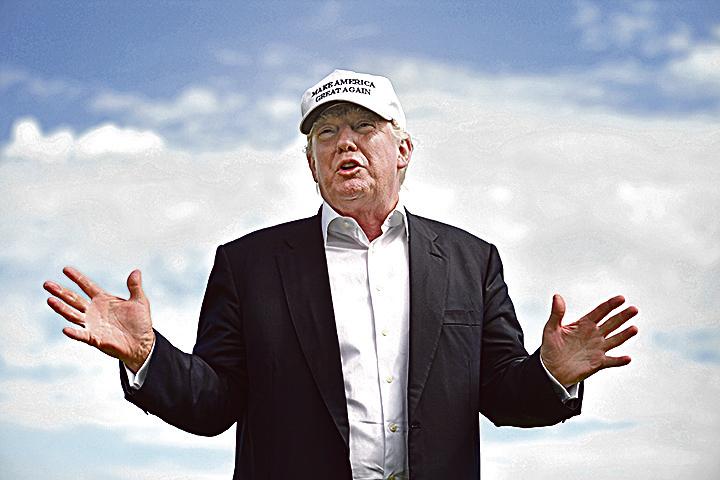 美國當選總統特朗普。(Getty Images)