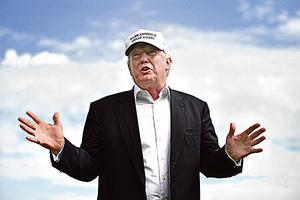 美專家:特朗普或讓美日自由貿易取代TPP