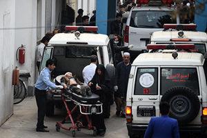 阿富汗清真寺遇自殺爆炸 33死數十傷