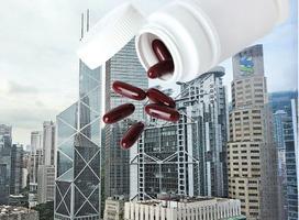二手抗生素襲港 名中醫談應對之法