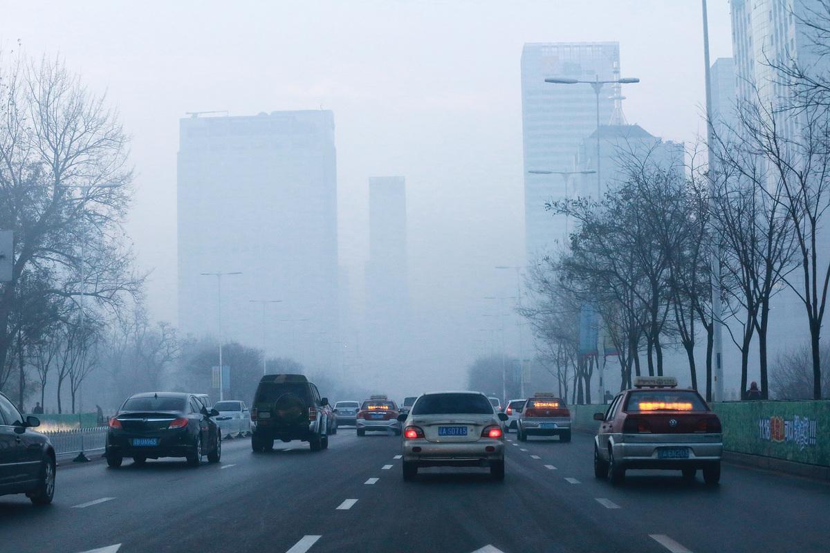 瀋陽街頭。(Getty Images)