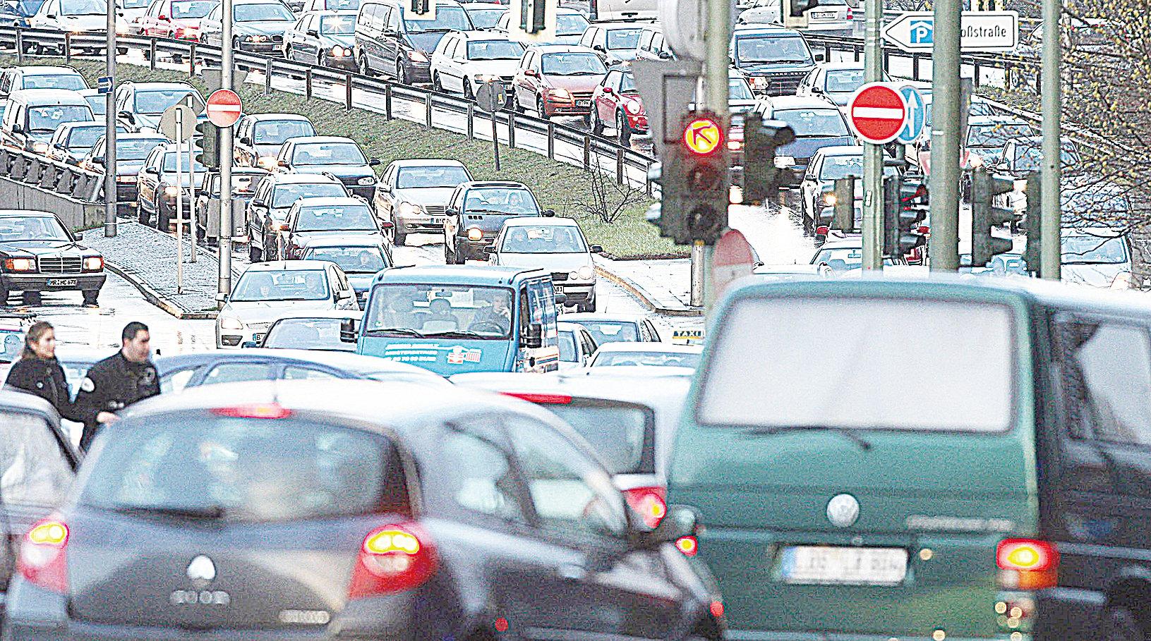 汽車製造的有害及溫室氣體可能超過人們的預期。(Getty Images)