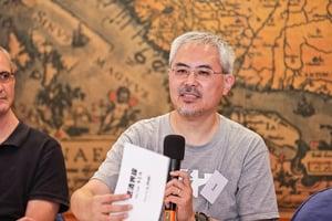 政治漫畫家尊子:支持文化自由