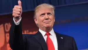 特朗普重申將退出TPP