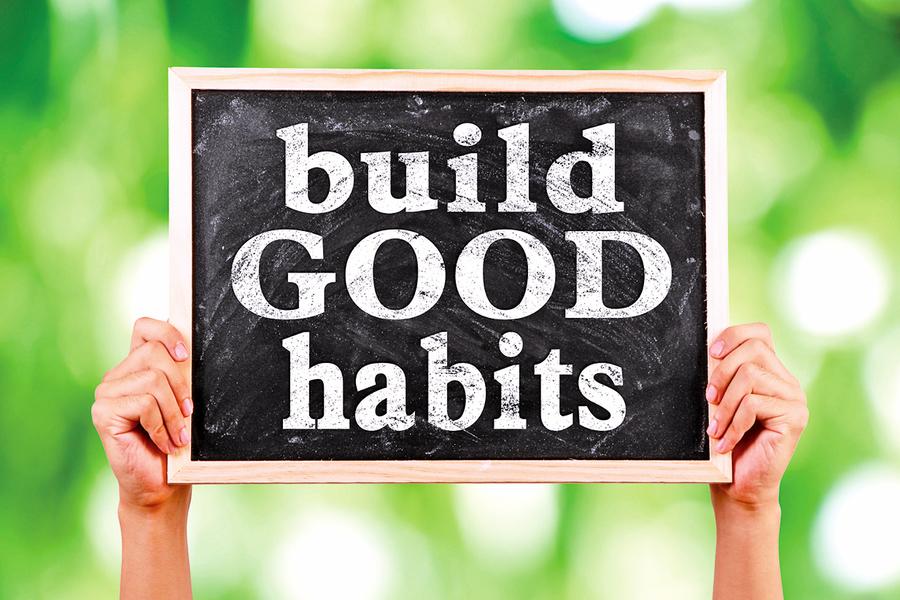 培養新習慣很簡單記住這3個祕訣