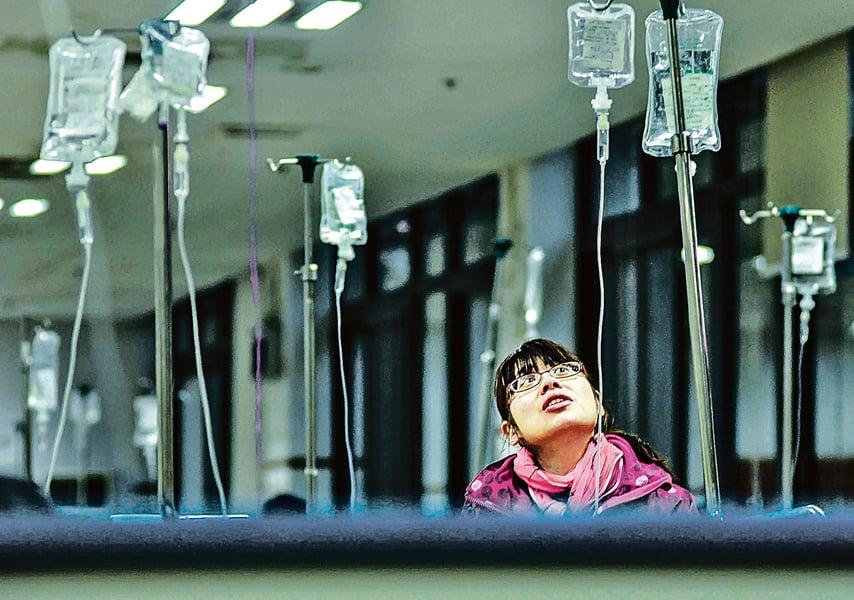 中國成第一「感冒大國」