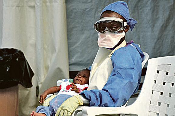 1/4感染者無症狀伊波拉蔓延之快或超想像