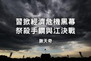 謝天奇:習掀經濟危機黑幕 祭殺手鐧與江決戰
