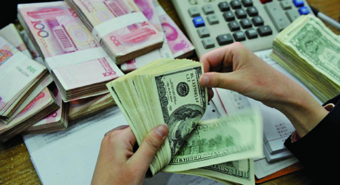特朗普當選美國總統以來,美元指數持續上升,人民幣則連連下跌。(大紀元資料圖)