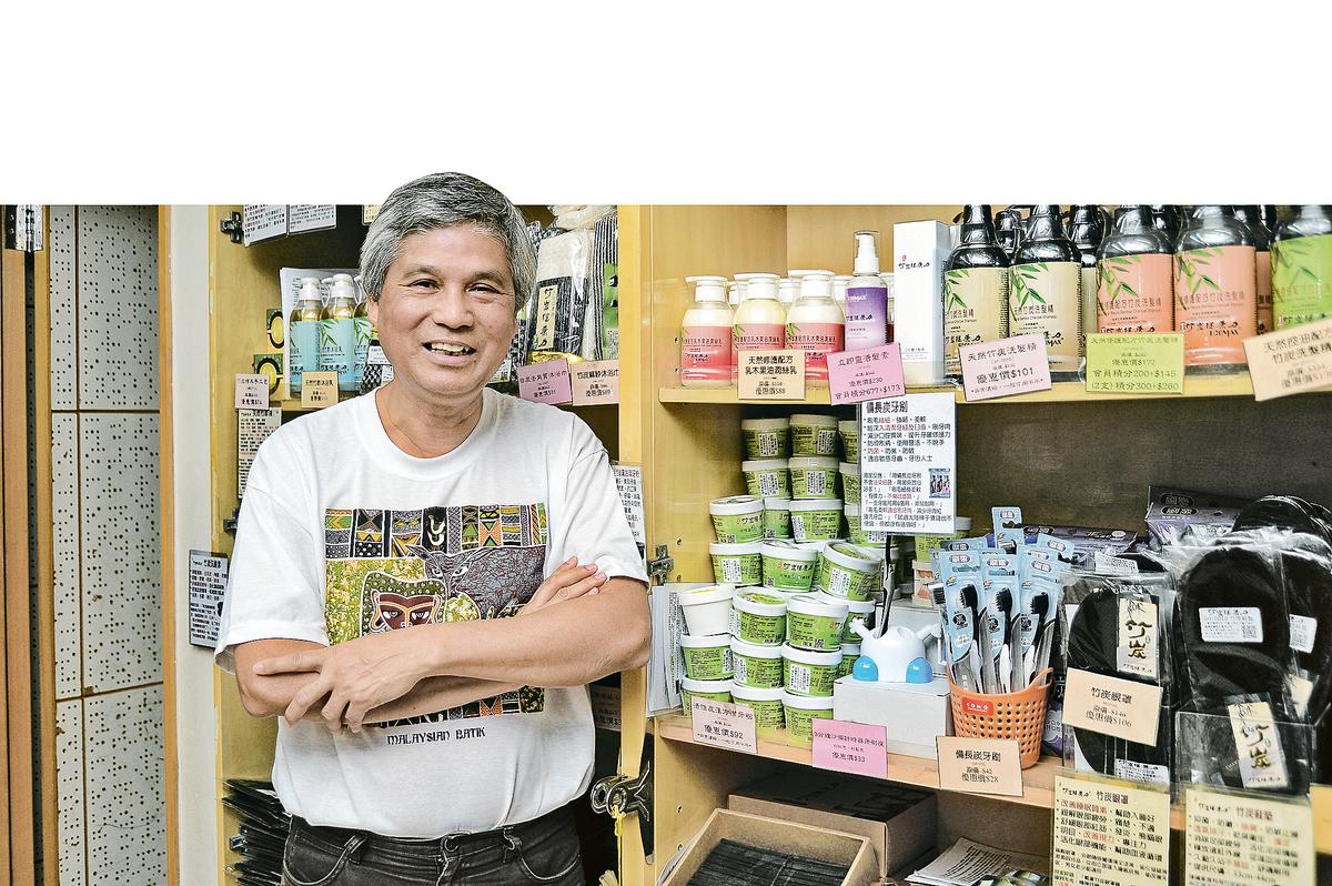 結緣有限公司老闆劉超祺博士。