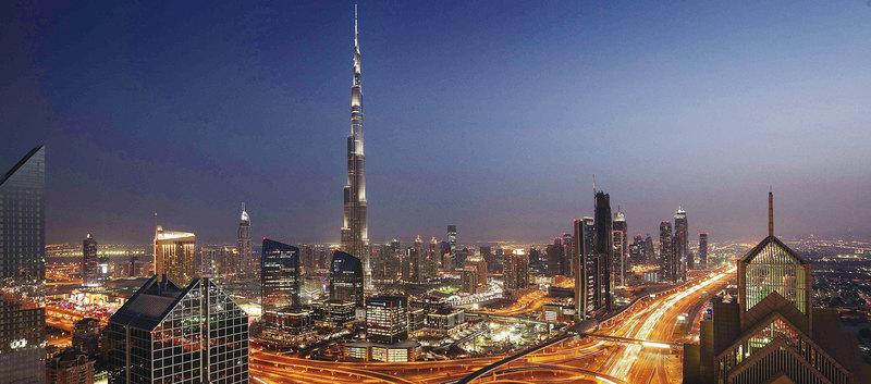 杜拜高級房產比香港便宜4倍