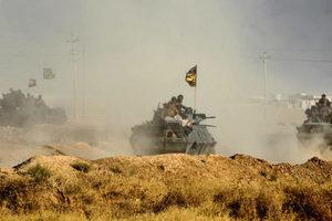 伊拉克收復摩蘇爾行動 完全包圍IS
