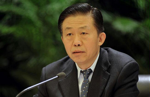 陸新任財長肖捷出招 加強監管地方財政預決算