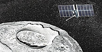 探索全金屬小行星 疑是原行星核心