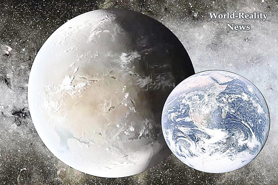 又現超級地球或存液態水