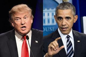 特朗普和奧巴馬對卡斯特羅作出不同評價