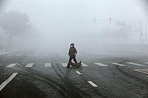 研究:北京霧霾含抗藥細菌