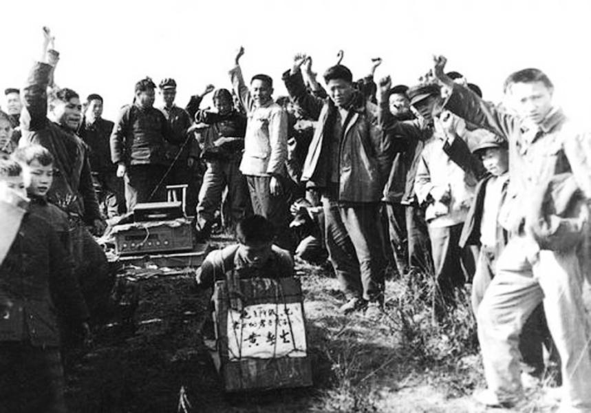 【勿忘文革 50周年】批鬥會 我的堂侄被活活吊死