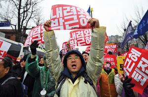 南韓 20名元老促朴槿惠下台