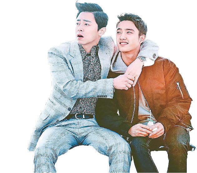 11月上映的兩部南韓電影