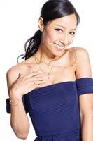 羅蘭蔣怡散發不同魅力   演繹「真我‧真女人」
