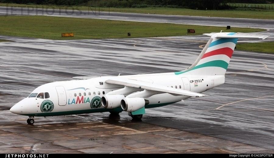 巴西足球隊空難 玻國令拉米亞航空關閉