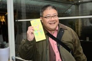 藝人劉錫賢簽倡議書籲邀神韻來港演出