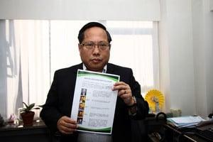 中國維權律師關注組、支聯會主席、前立法會議員何俊仁:邀請神韻是香港自由的最佳證明