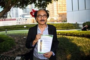 前檔案處長:中華傳統藝術能啟發港人