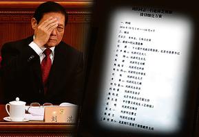 傳北京前市委書記劉淇被「雙規」