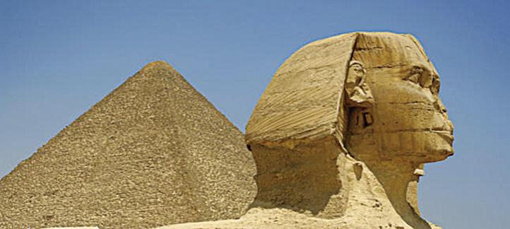 失蹤的胡夫金字塔頂石可能是電容器?