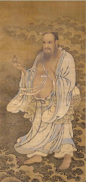 【神仙故事】八仙的傳說之二 點金濟眾成仙的漢鍾離