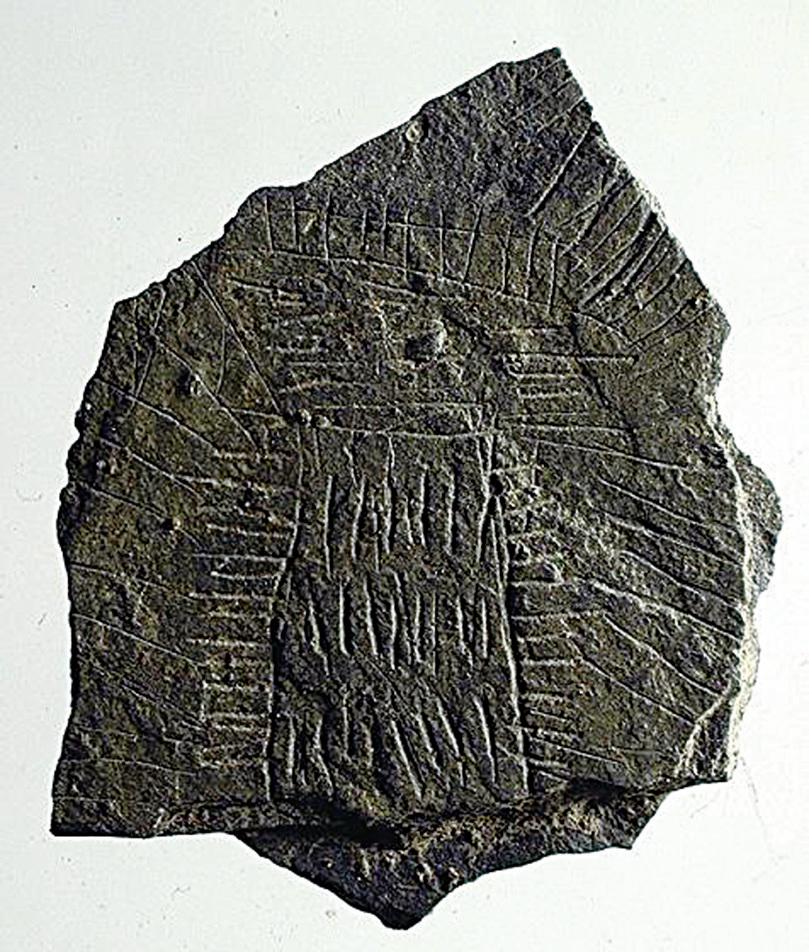 石器時代的古人對太陽有相似的信仰。(網絡圖片)