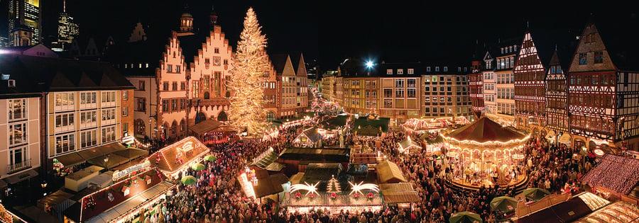 德國柏林亞歷山大廣場聖誕市集