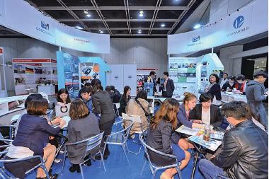 香港自由港 吸引韓國企業拓商機
