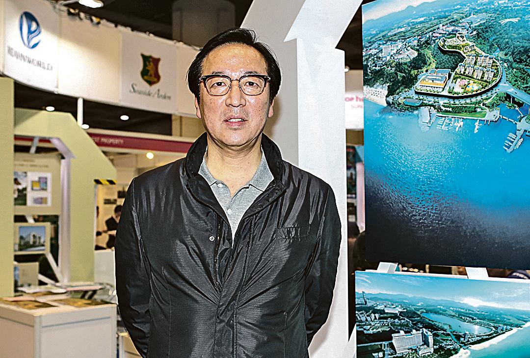 濟州島雅頓山莊董事長兼總經理尹亨仁預計投資計劃在2023年結束,提醒投資者抓緊時機。