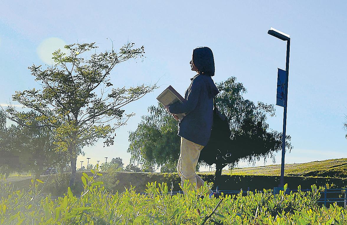 中國小留學生在美國要獨自一人面對各式各樣的挑戰。(AFP/Getty Images)