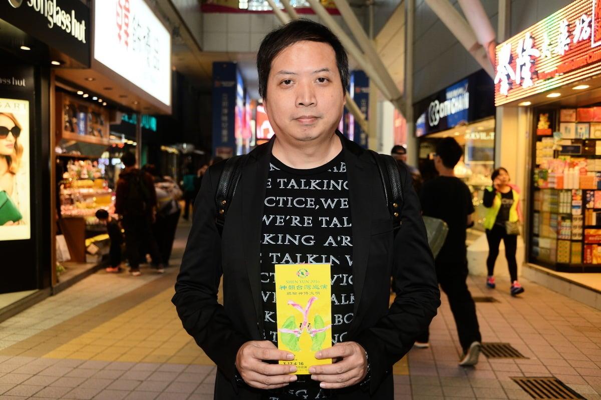 香港知名電影音樂人,2011年金像獎最佳原創電影音樂獎獲獎者韋啟良。(宋祥龍/大紀元)