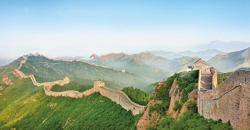 國家文物局稱,中國長城有2萬1,196公里長。(fotolia)