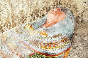 埃及發現5千年前繁榮城市遺址