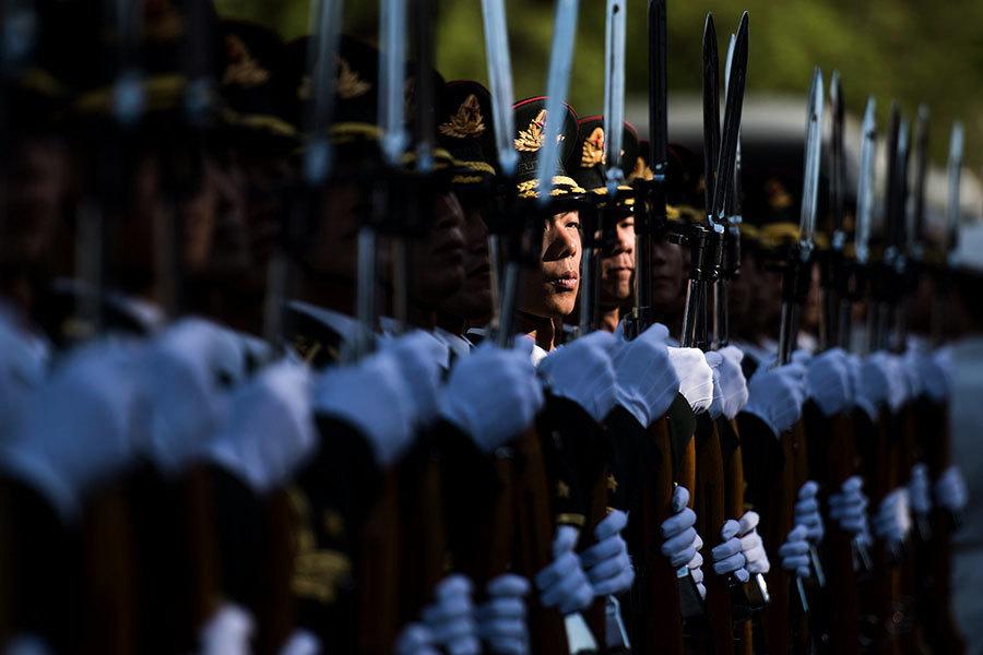 第二輪軍改啟動 習當局擴編海軍陸戰隊