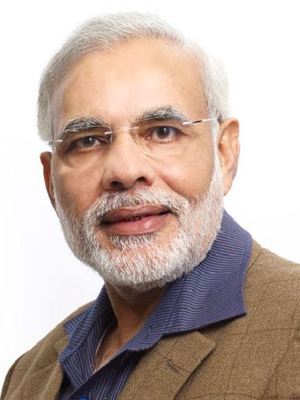 美國《時代》周刊公佈讀者透過網絡投票選出的2016年風雲人物,由印度總理莫迪(Narendra Modi)打敗其他各國領袖、藝術家和政治人物,一舉奪冠。(維基百科)
