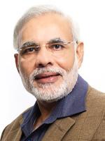 印度總理莫迪稱霸時代讀者票選風雲人物