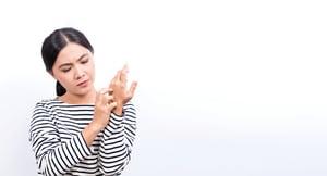 低水楊酸飲食 能改善蕁麻疹