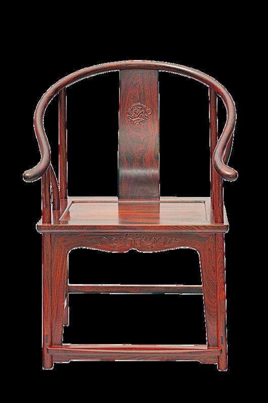 圈椅也叫圓椅,西方人則稱為馬蹄椅。(網絡圖片)