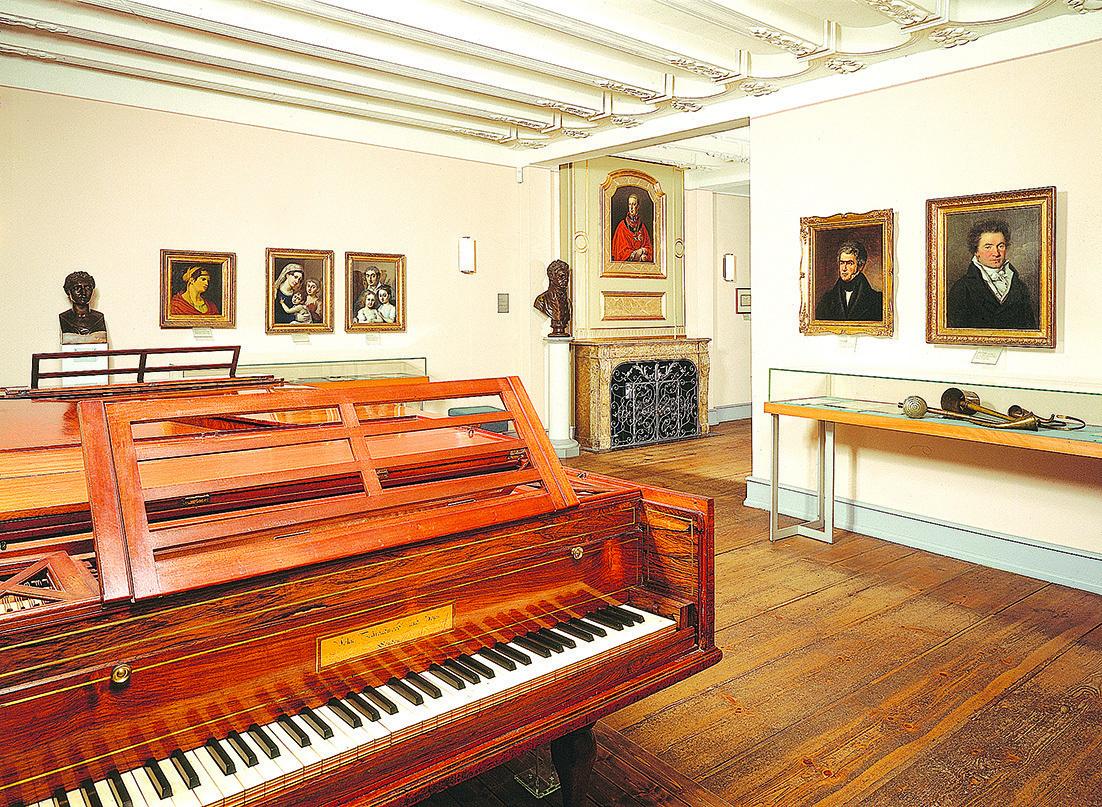 波恩貝多芬故居博物館。
