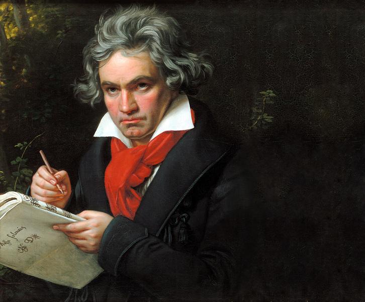 樂聖貝多芬從天才到英雄