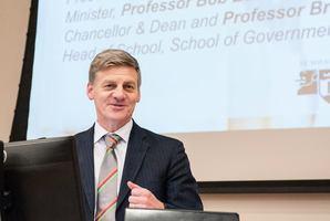 新西蘭總理辭職 財長表態爭取接班