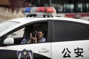 監控錄像頭遍及中國 涉不可告人的秘密(下)