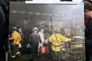 美奧克蘭倉庫大火 死者恐逾40人